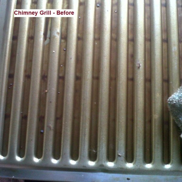 Chimney Grill-Before