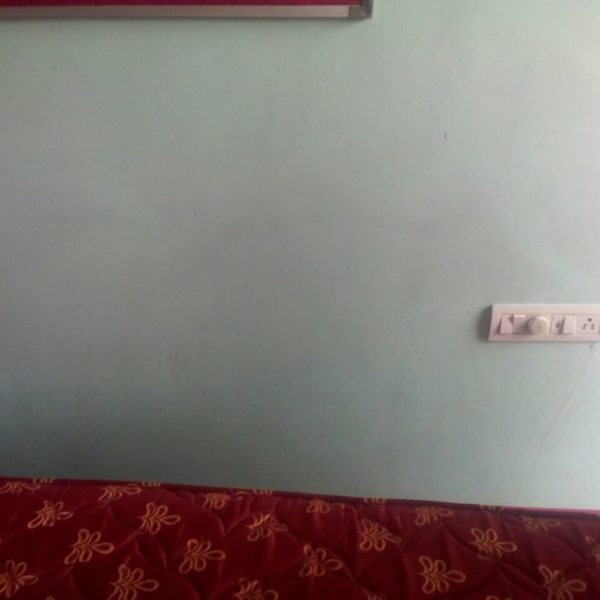 Wall Cleaning After