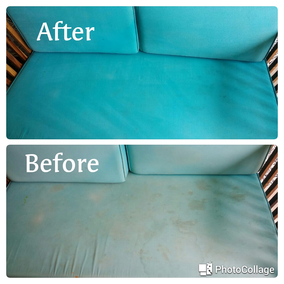 Upholstery Sanitization & Cleaning